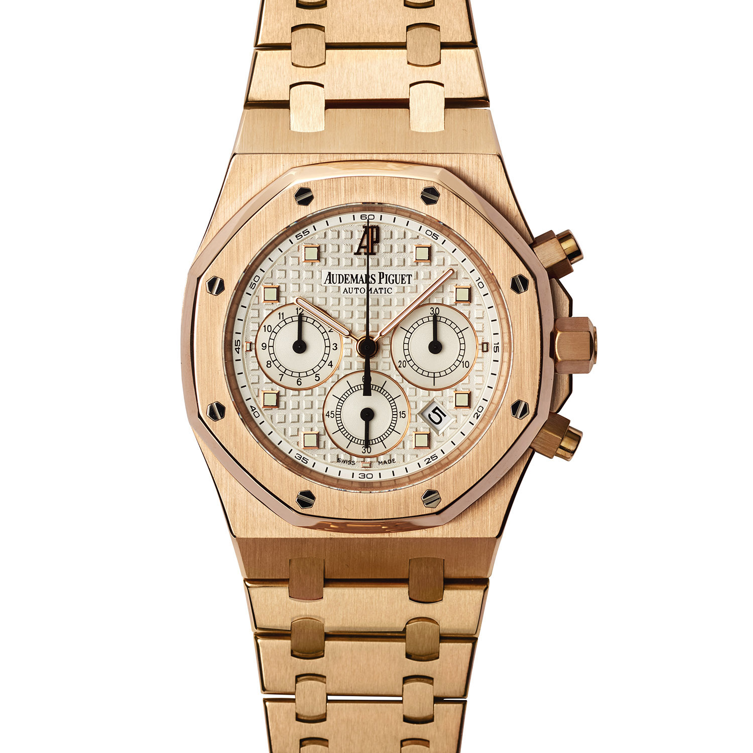 Audemars Piguet Royal Oak Wristwatch, Serial FL41769