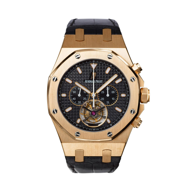 Audemars Piguet Royal Oak Tourbillon Wristwatch, Serial FL41768