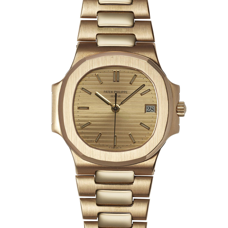 Patek Philippe Nautilus Wristwatch, Serial FL41772