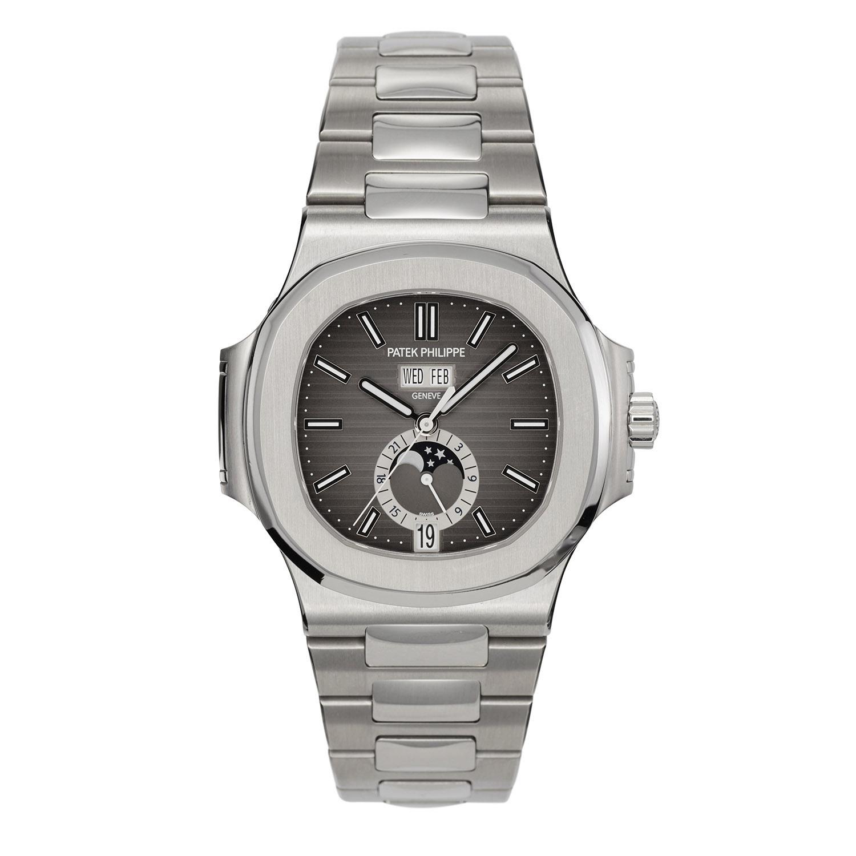 Patek Philippe Nautilus Wristwatch, Serial FL41771