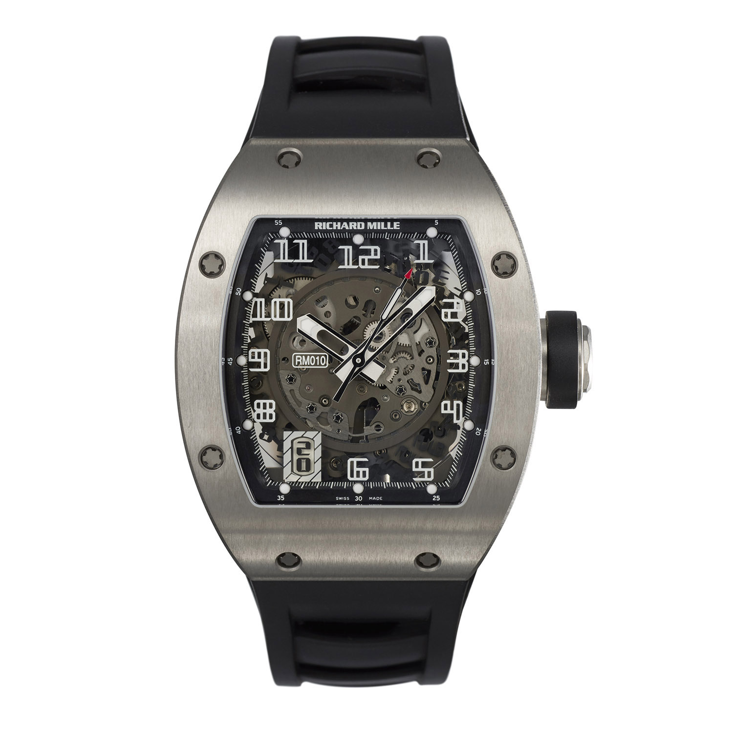 Richard Mille RM10 Wristwatch, Serial FL41777
