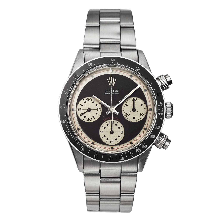 Rolex Stainless Steel Daytona Wristwatch, Serial FL41776