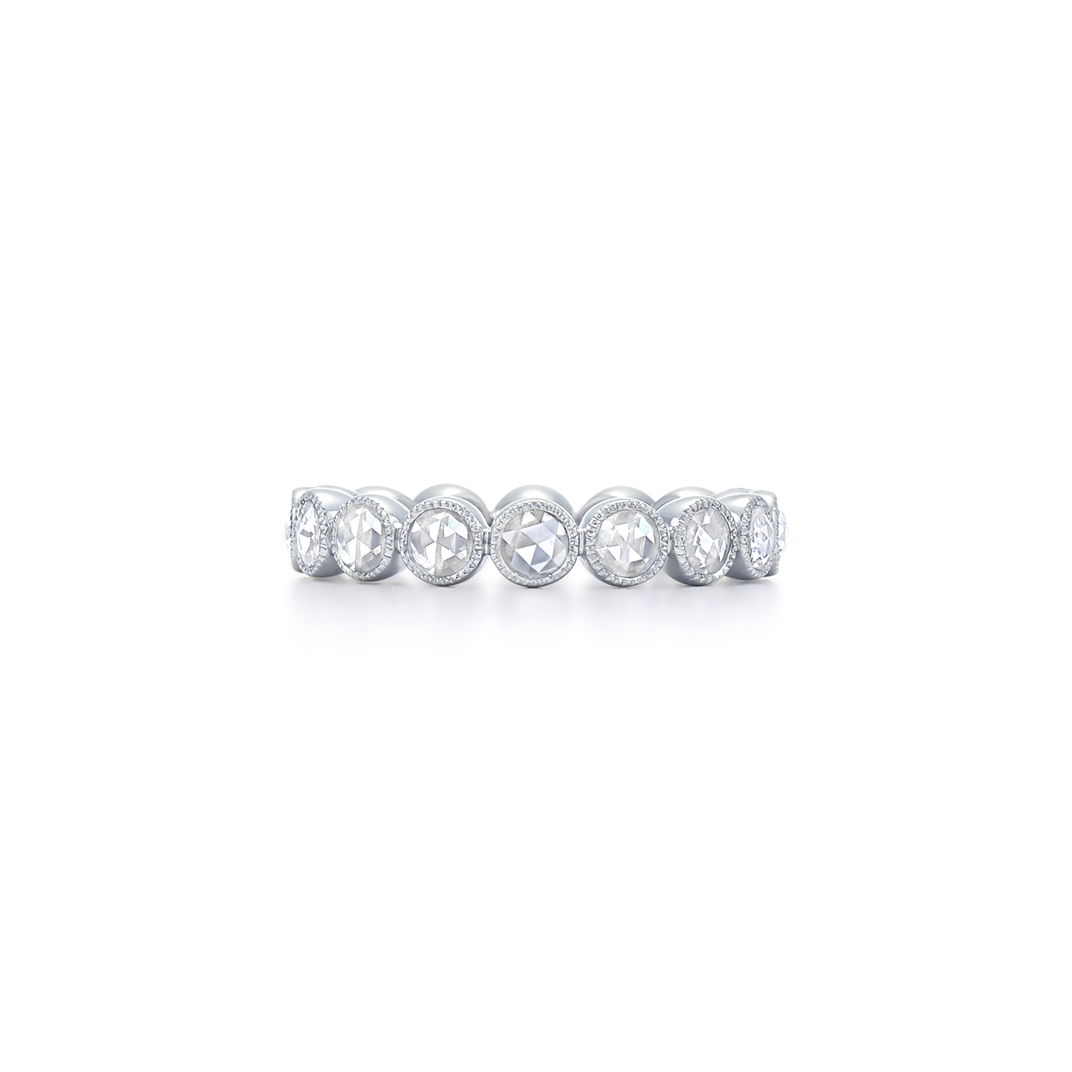 single cut deco diamonds bands platinum home diamond product art wedding in eternity band antique